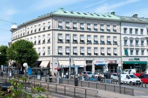 The Barium Office at Västra Hamngatan, Göteborg, Sweden