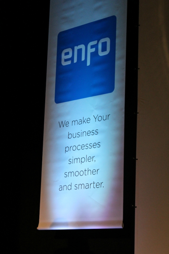 Enfo Zystems is all about integrating business processes